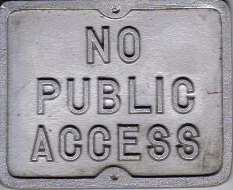 Mini No Public Access